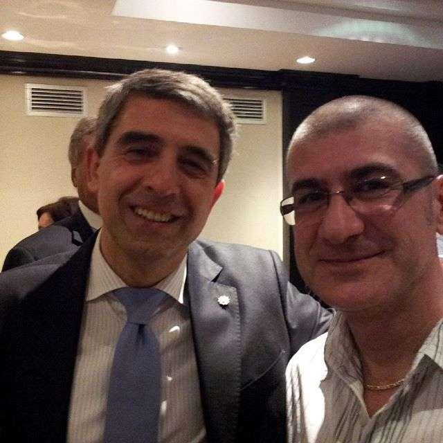 Rosen Plevneliev-Presidente da República da Bulgária